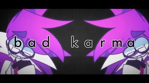 BAD KARMA MEME