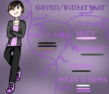 Gaven Reference Sheet