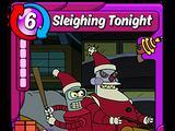 Sleighing Tonight