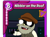 Nibbler on the Roof