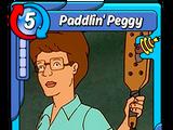 Paddlin' Peggy