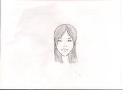 Female face - part 4