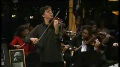 Joshua Bell playing The Girl with the Flaxen Hair by Debussy.