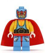 Wrestler - Nacho Libre