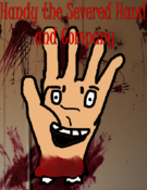Handy the Severed Hand and Company Poster