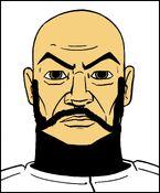 Smuggler's Mustache