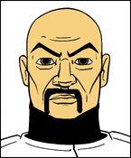 Rakish Mustache