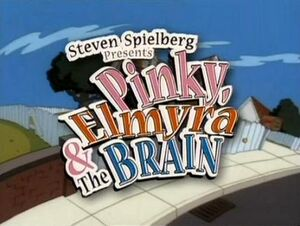 Pinky elmyra and the brain title card