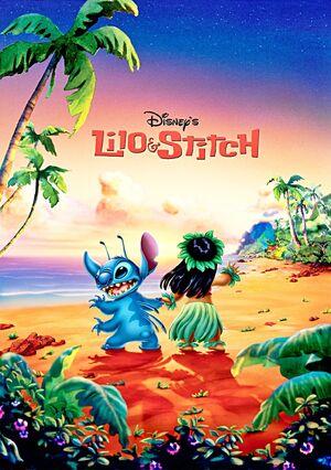Lilo and stitch poster