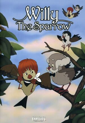 Willy the sparrow dvd cover feature films for families