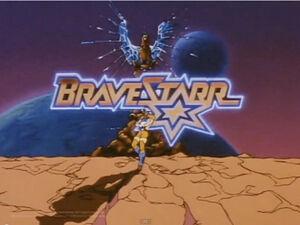 Bravestarr Title
