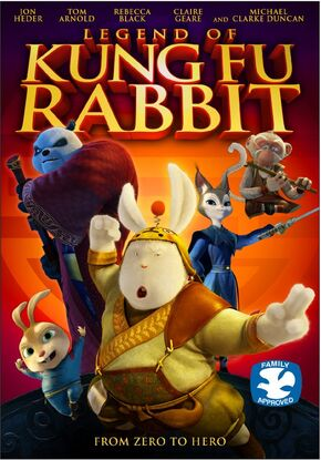 Legend of a Kung Fu Rabbit