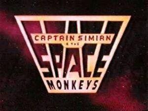 Captain Simian & Space Monkeys