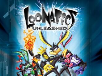 Loonatics unleashed art