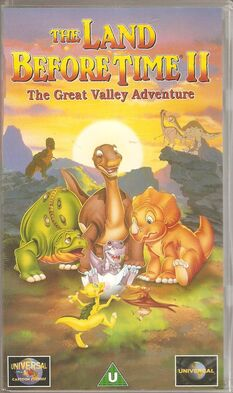 The Land Before Time II The Great Valley Adventure