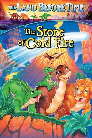 The land before time VII the stone of cold fire