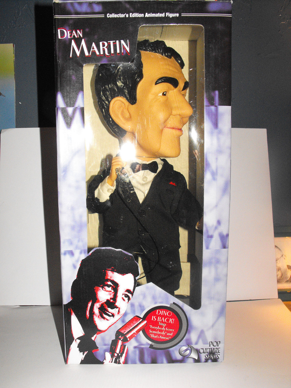 Image Dean Martin Collectors Edition Animated Figure Jpg