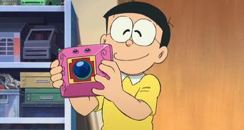 NobitaDressupKamera