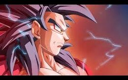 Super Saiyan 4 Nikad