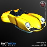 JetTwins HoverCar 01