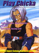 Future trunks play chicka