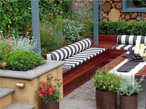 Tali's patio