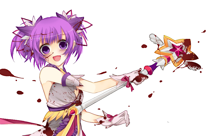 Elsword Aisha Battle Magician Render By Cupcaakex3 D5r9wo9