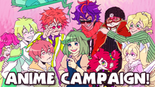 Anime Campaign