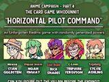 Episode 4 - Horizontal Pilot Command