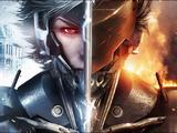Райден Metal Gear Rising