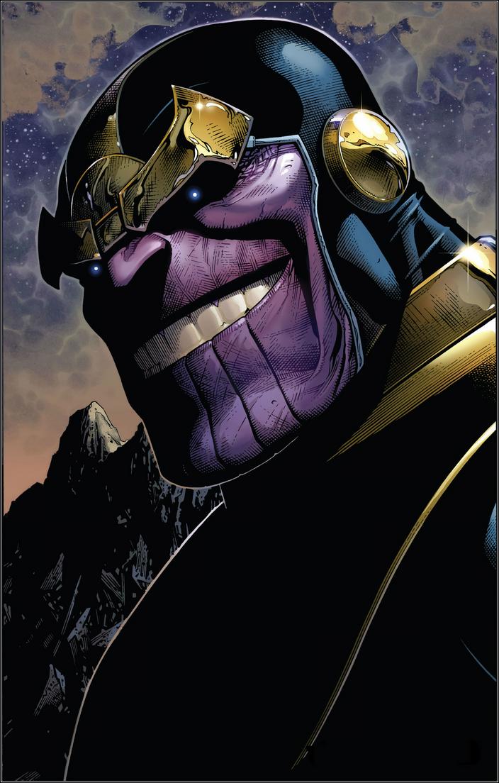 Танос-Титан