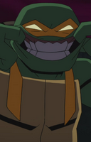 Michelangelo (Batman vs. Teenage Mutant Ninja Turtles) (1)
