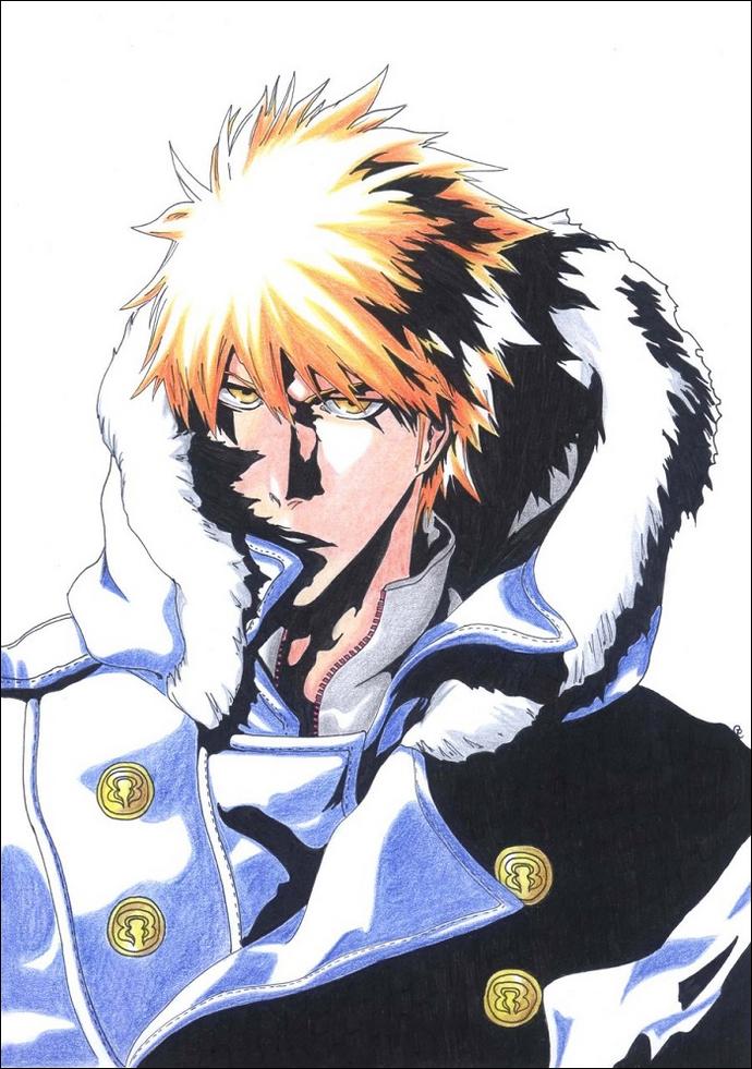 Ichigo kurosaki by yoite