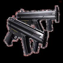 Submachine Guns DMC2HDC