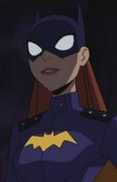 Barbara Gordon (Batman vs. Teenage Mutant Ninja Turtles) (2)
