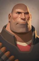 Merch Heavy Portrait