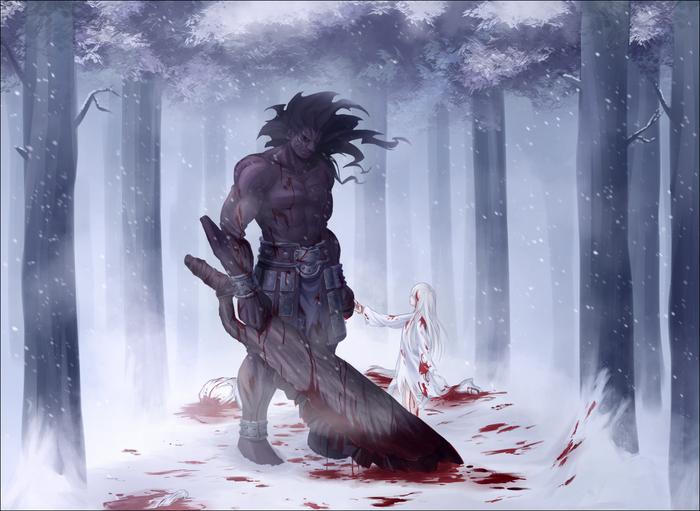 FateIllyasviel-Berserker-