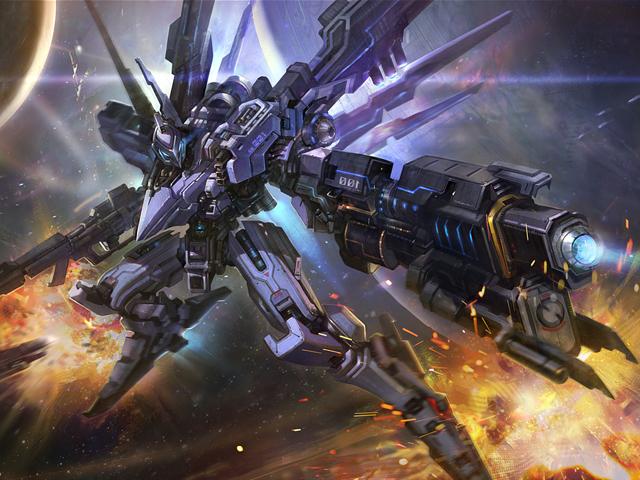 Anime-меха-super-robot-wars-321690