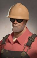 Merch Engineer Portrait