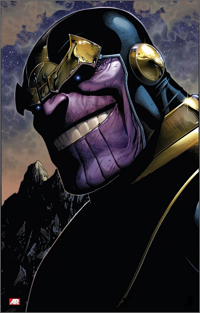 Танос Титан