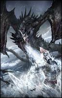 TESL Icewing Dragon
