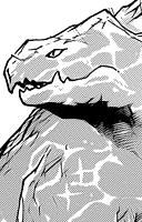 Emerald Dragon Toriko (1)