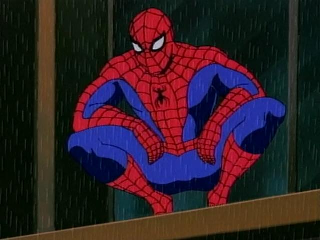 Человек-паук 5 сезонов (1994) скачать торрентом мультфильм бесплатно.