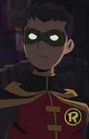 Damian Wayne (Batman vs. Teenage Mutant Ninja Turtles) (2)