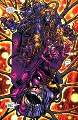 Телепатия Таноса и Галана и Титан сопротивляется 2