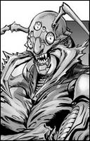 Bug God (蟲神, Mushigami) (1)