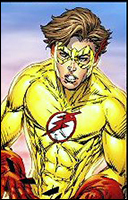 Kid Flash Bart Allen 0011