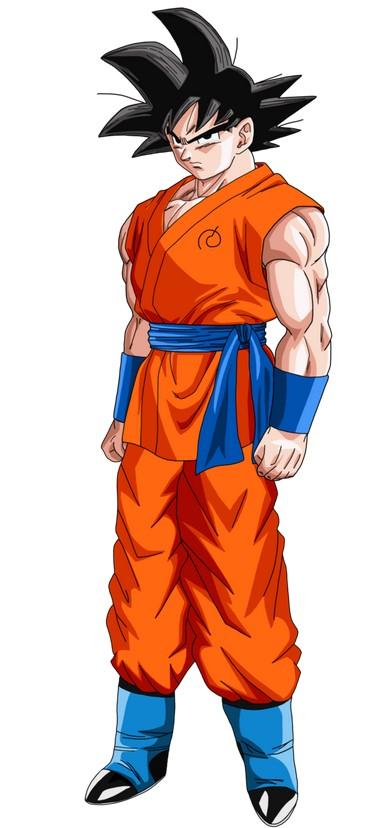 Goku sbg