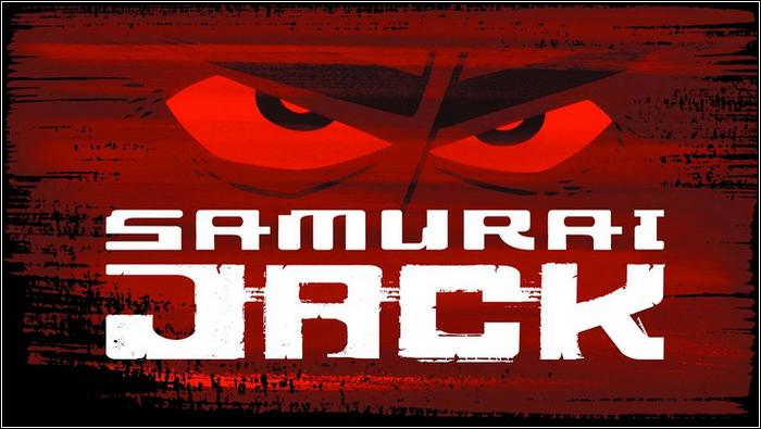 Samurai Jack Logo