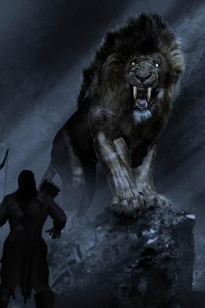 лев немейский фото